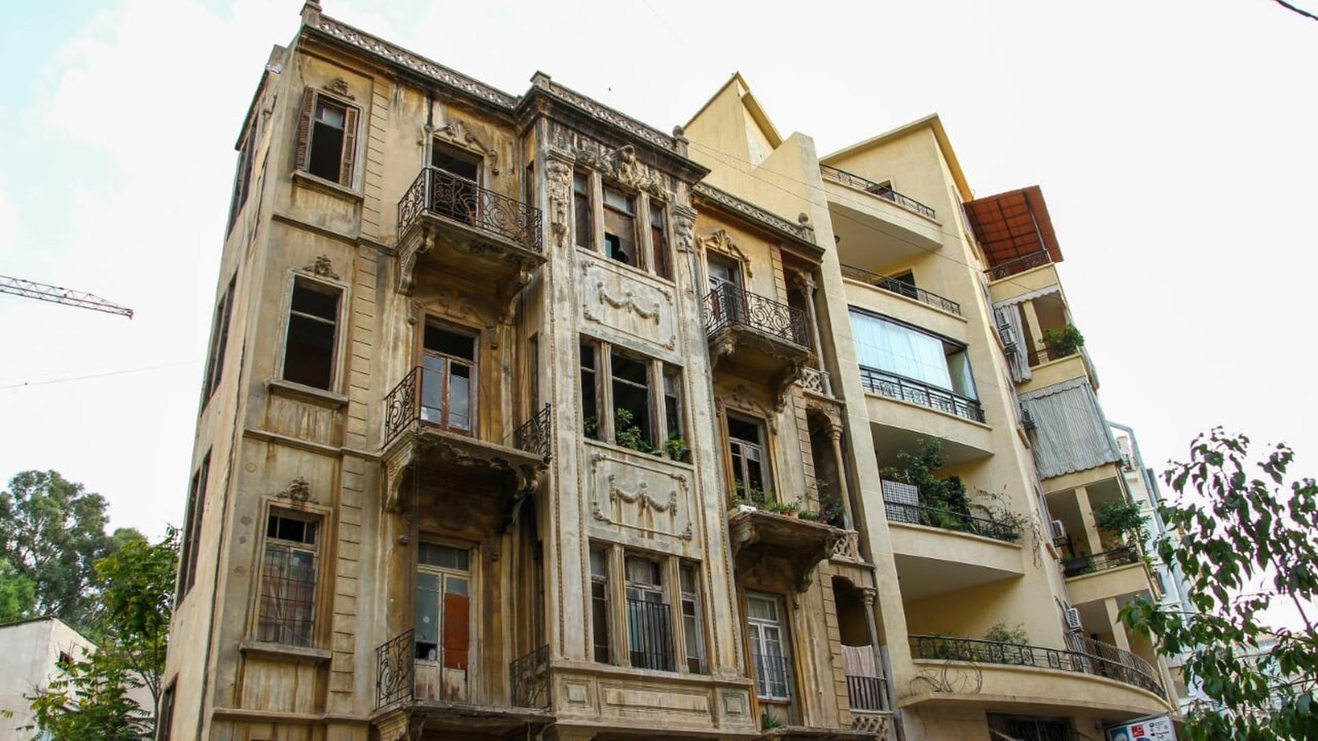Viertel Zokak al-Blat in Libanons Hauptstadt