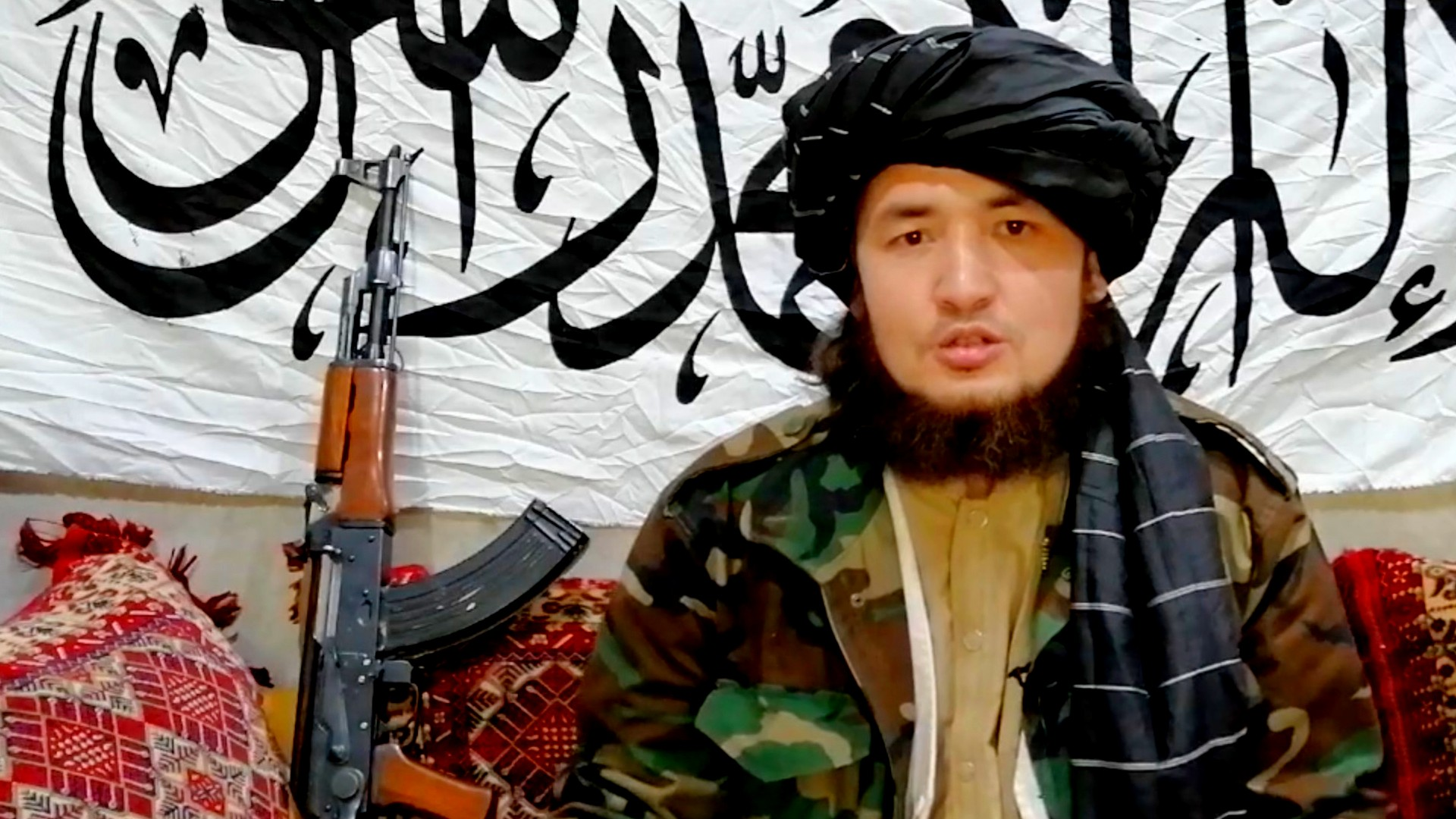 Maulana Mahdi arbeitet und kämpft nun für die Taliban.