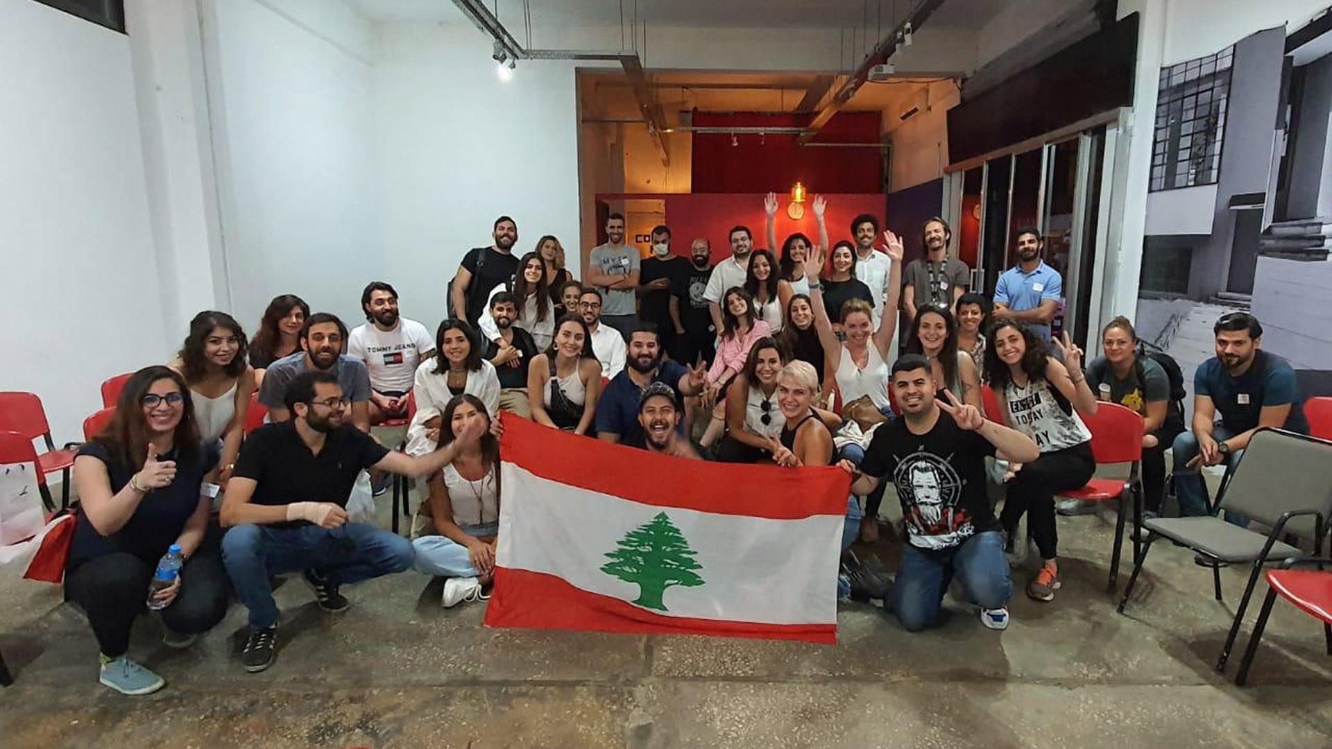 Parteigründung im Libanon