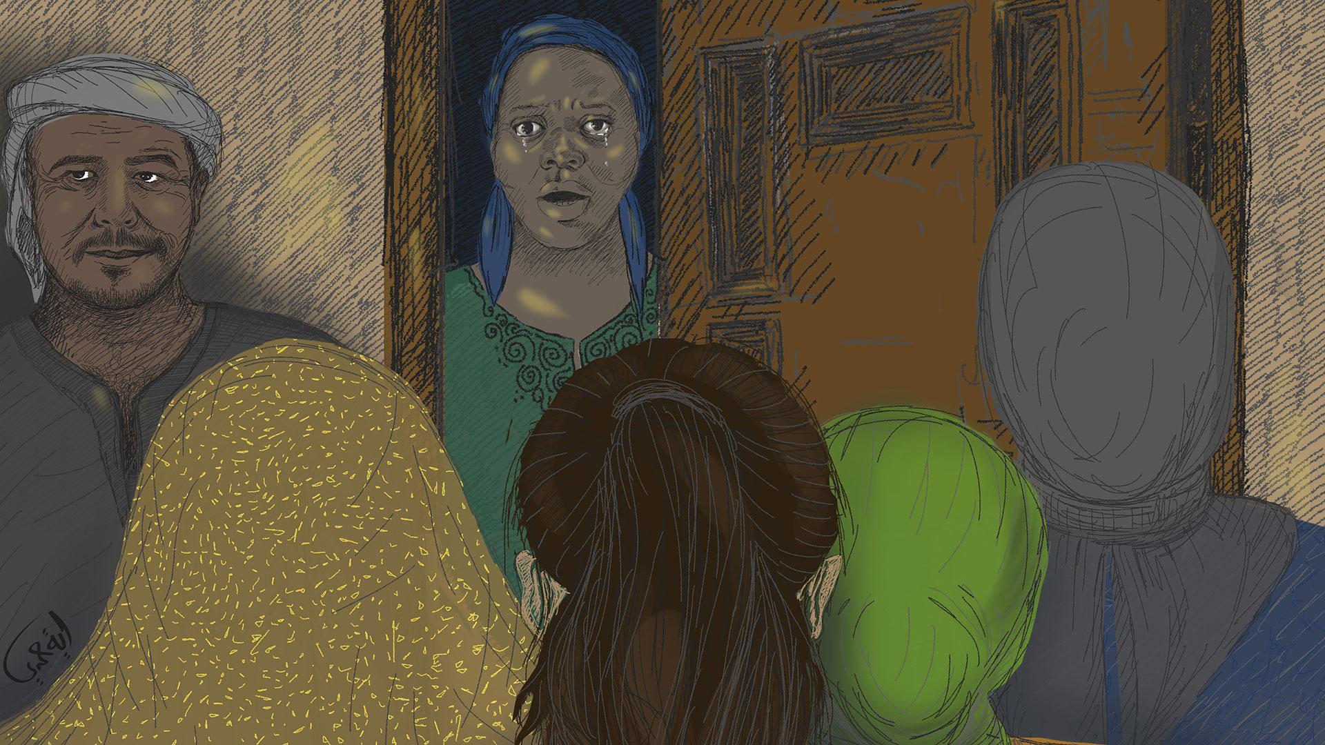 Geflüchtete aus Subsahara-Afrika in Ägypten und sexualisierte Gewalt