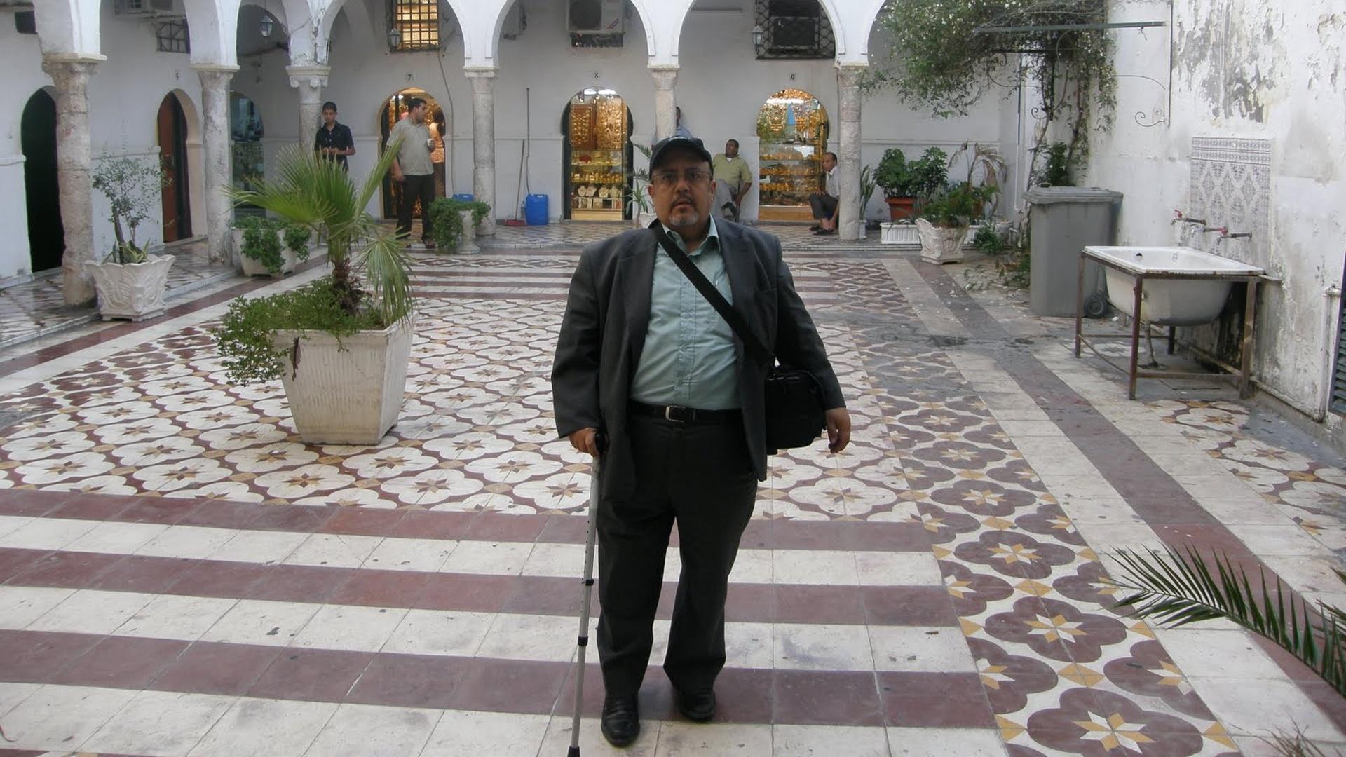 Interview mit Raphael Luzon über Juden aus Libyen, Gaddafi und Berlusconi