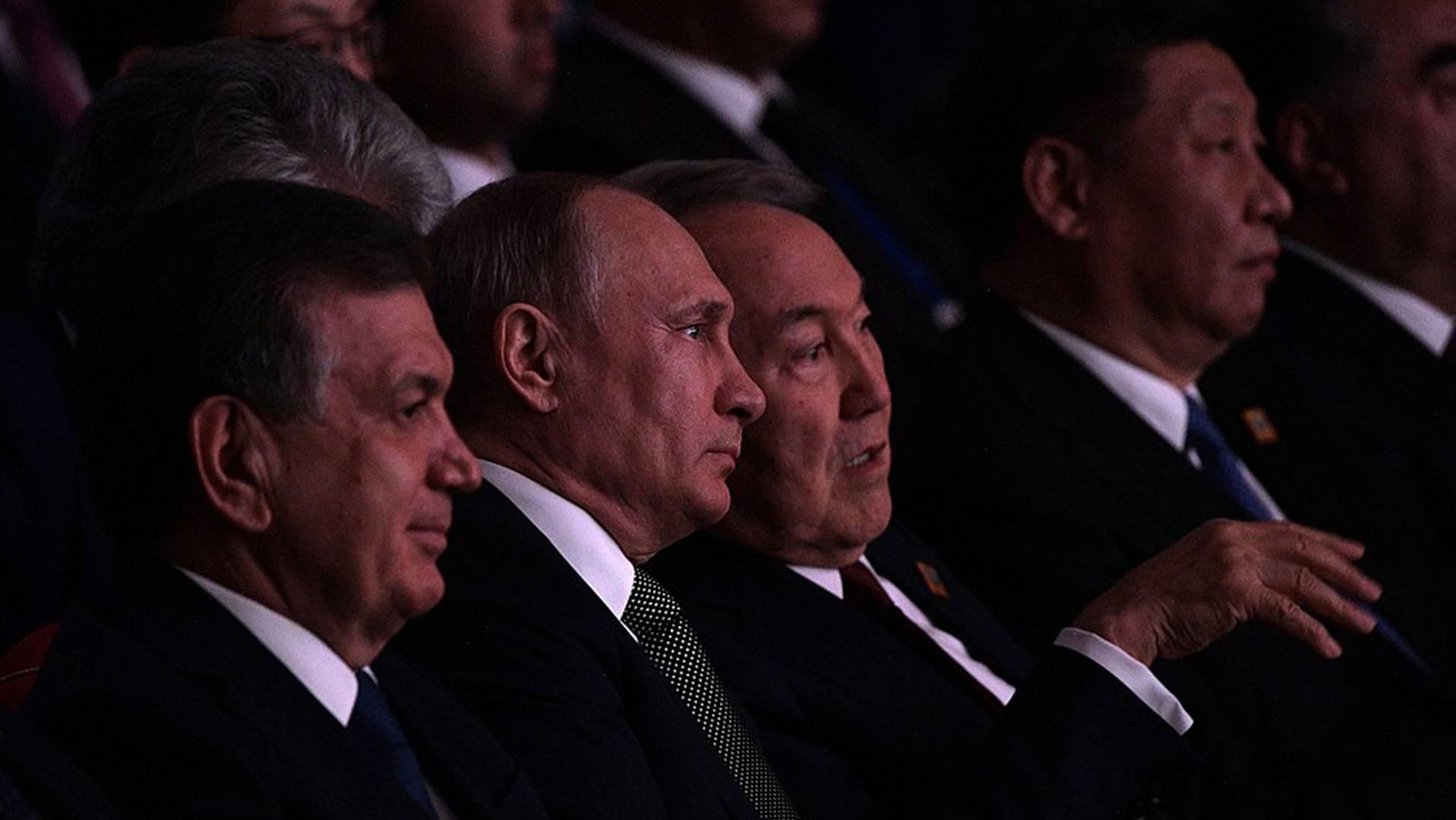 China und Russland buhlen um Einfluss in Kasachstan