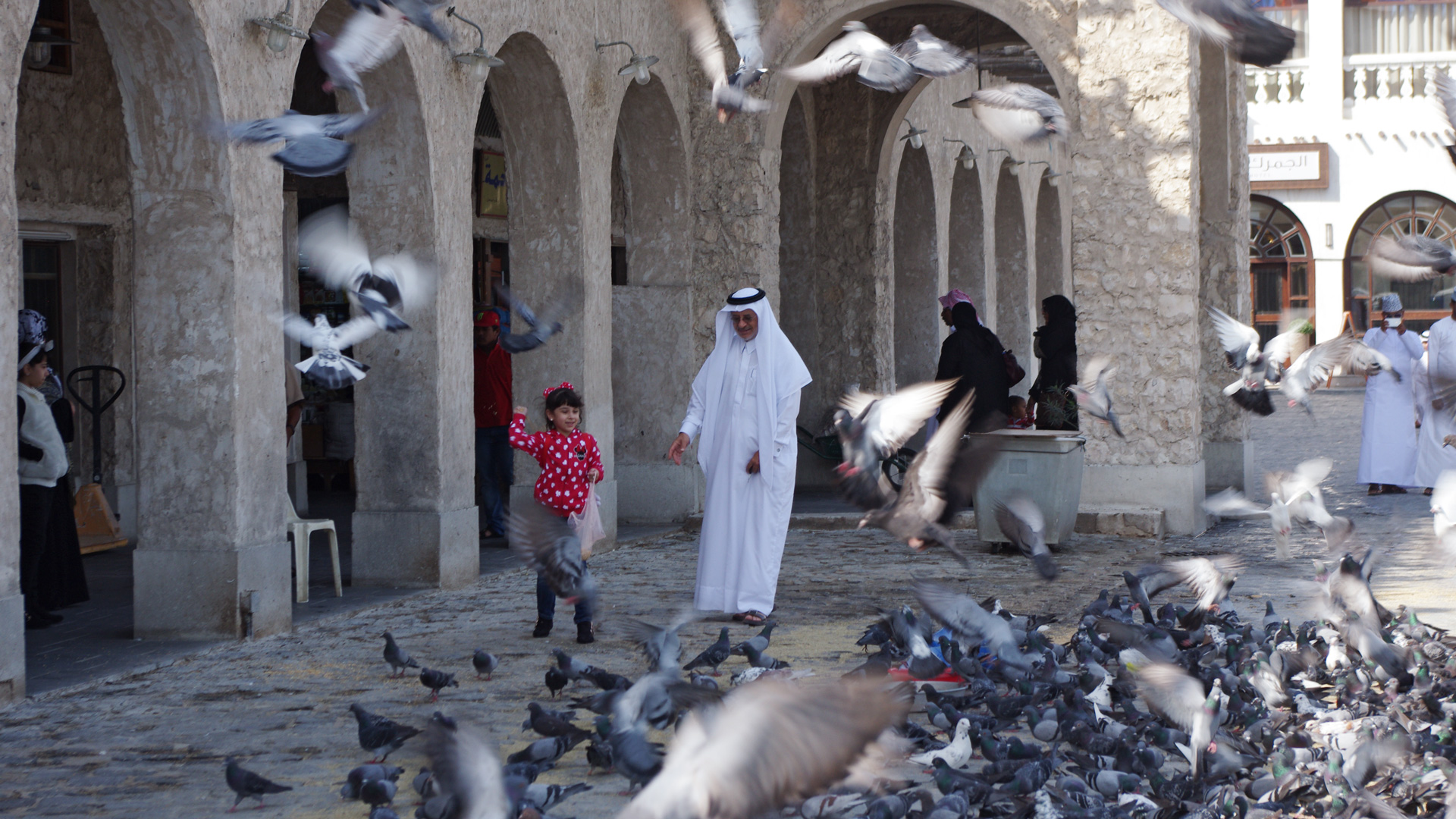 Ein Jahr Boykott gegen Katar