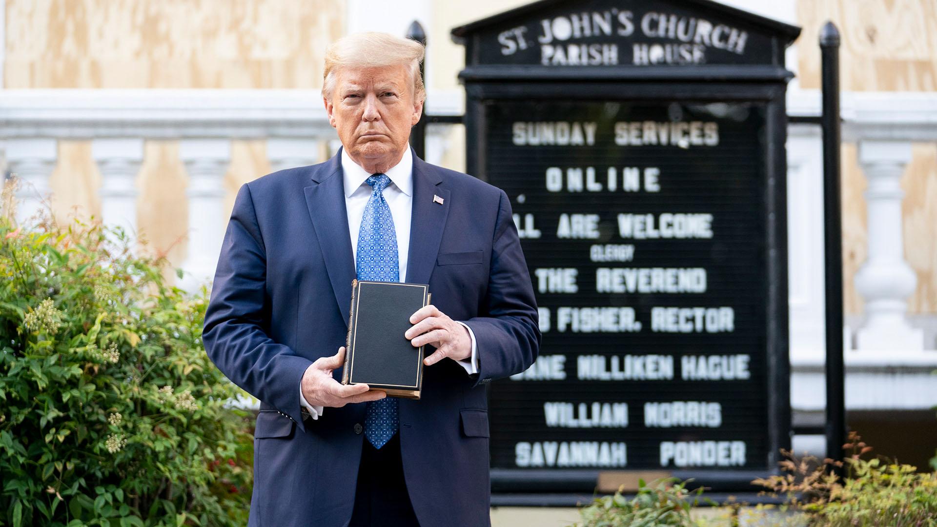 Kolumne von zenith-Chefredakteur Daniel Gerlach: Entrückung, Islam, Judentum und Trump