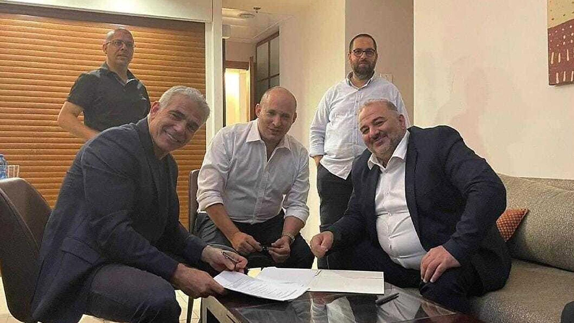 Neue Regierung in Israel und das Ende der Ära Netanyahu