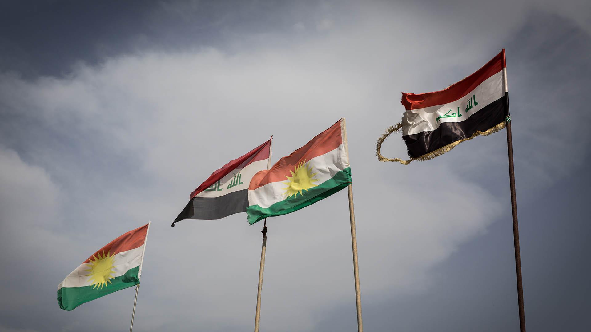 Kurdistan vor dem Referendum