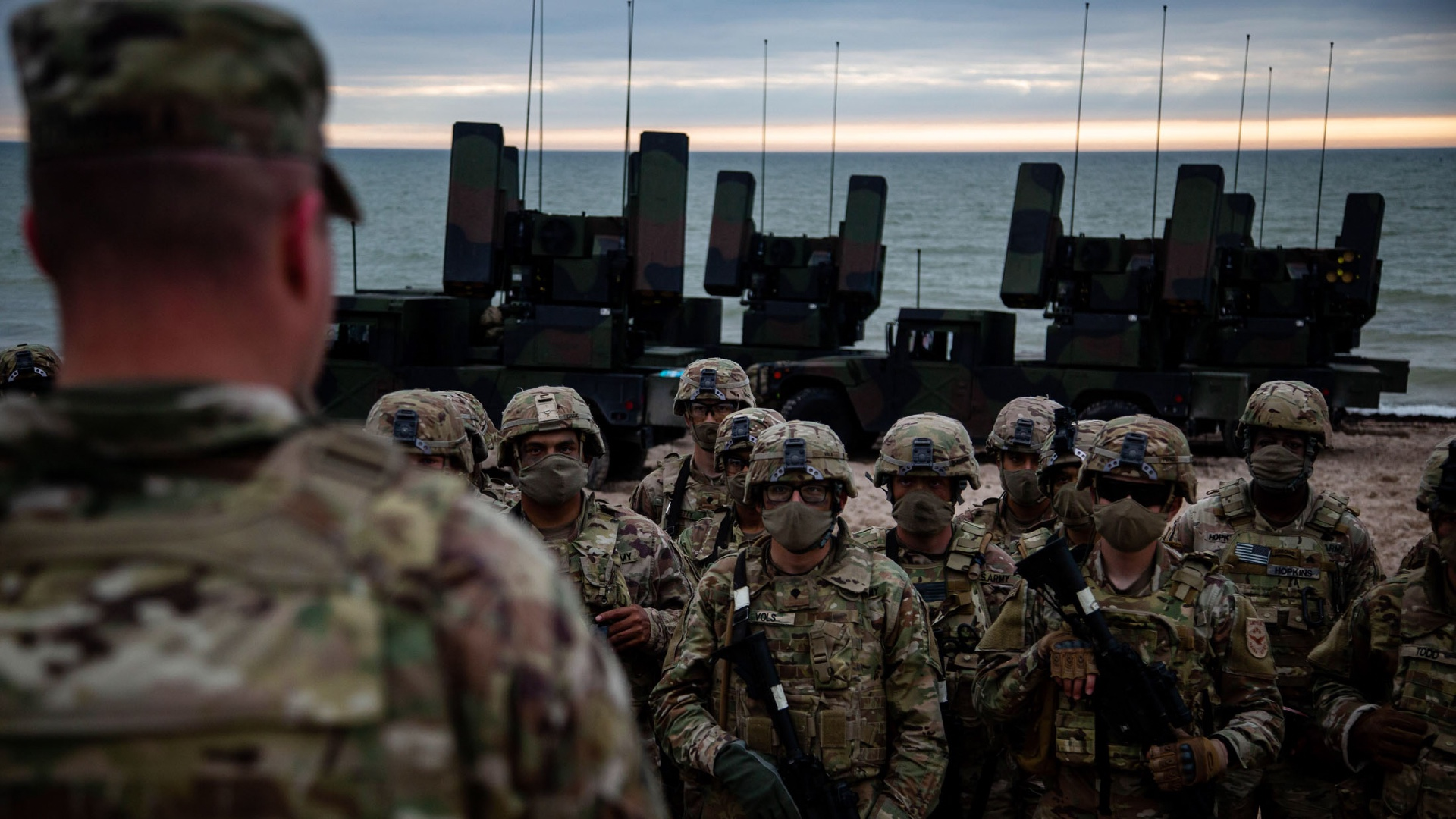 NATO-Manöver