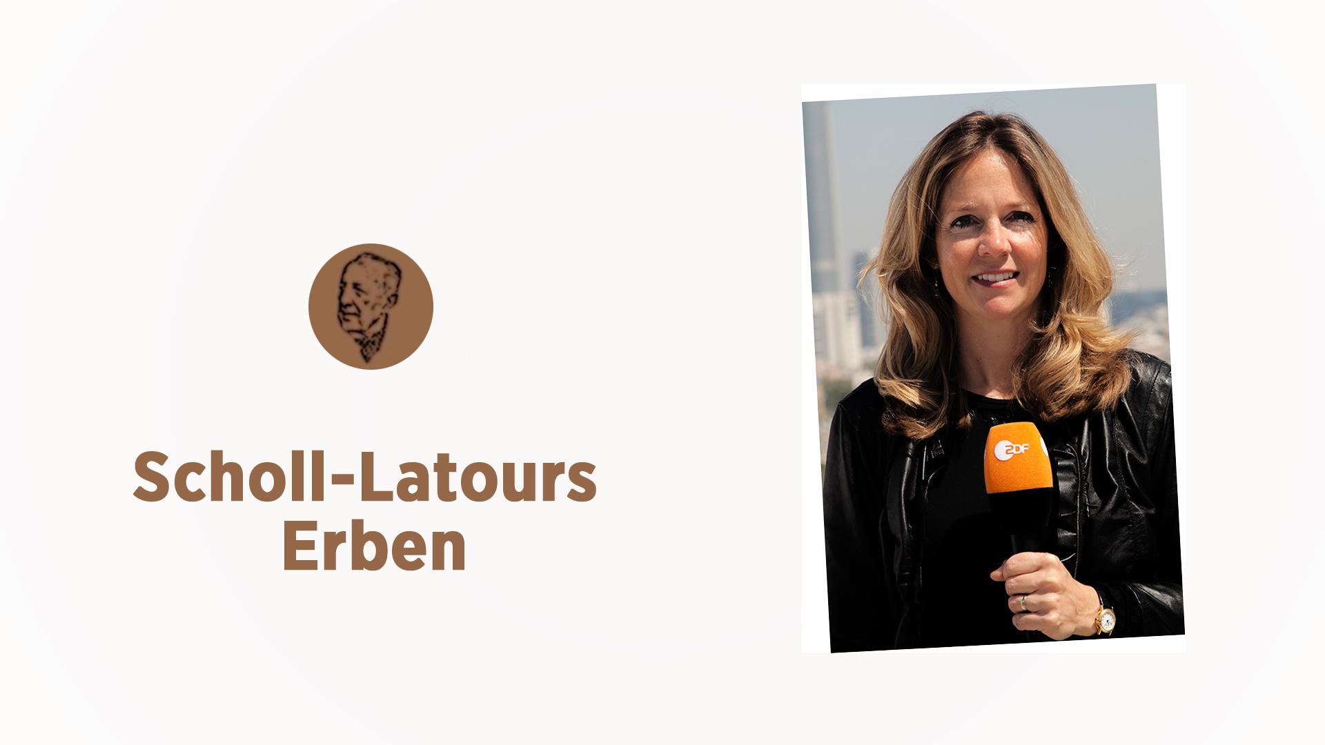 Scholl-Latours-Erben: Nicola Albrecht