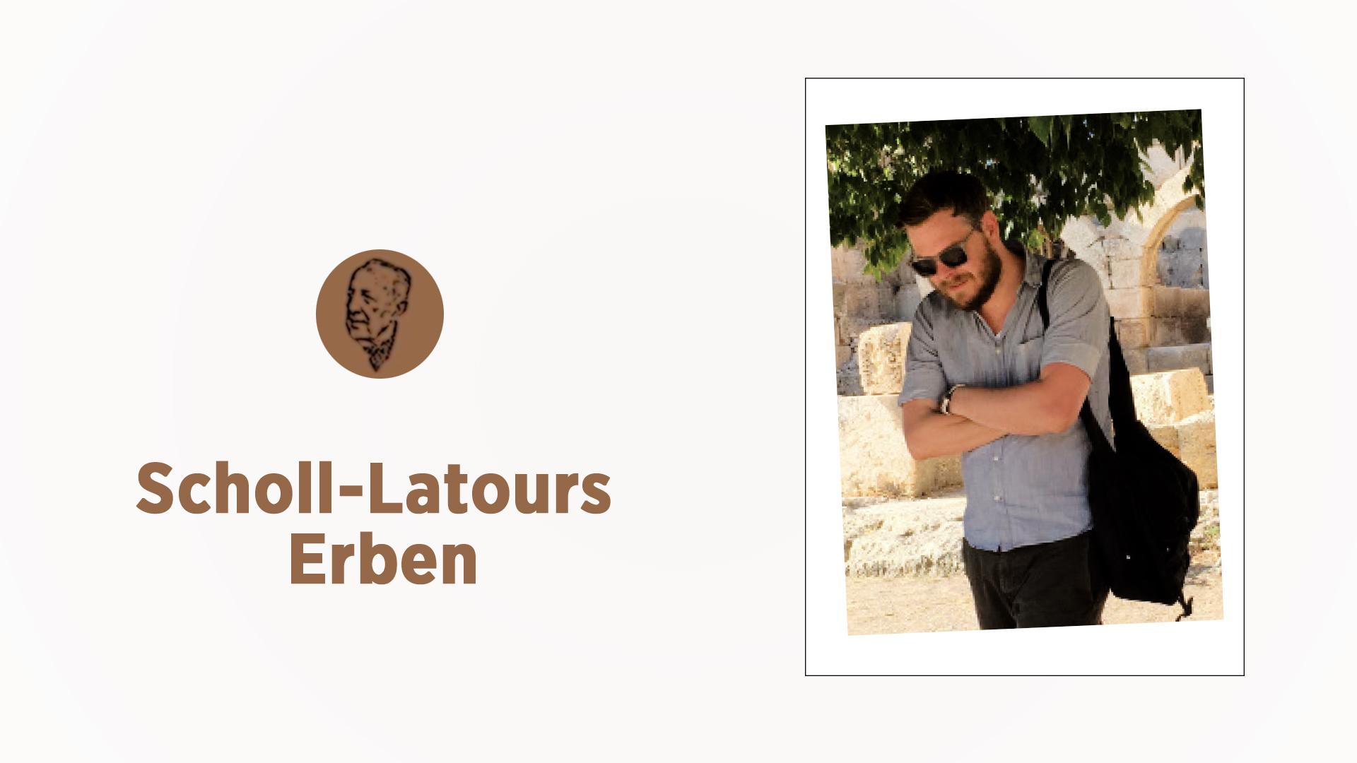 Scholl-Latours-Erben: Christoph Ehrhardt