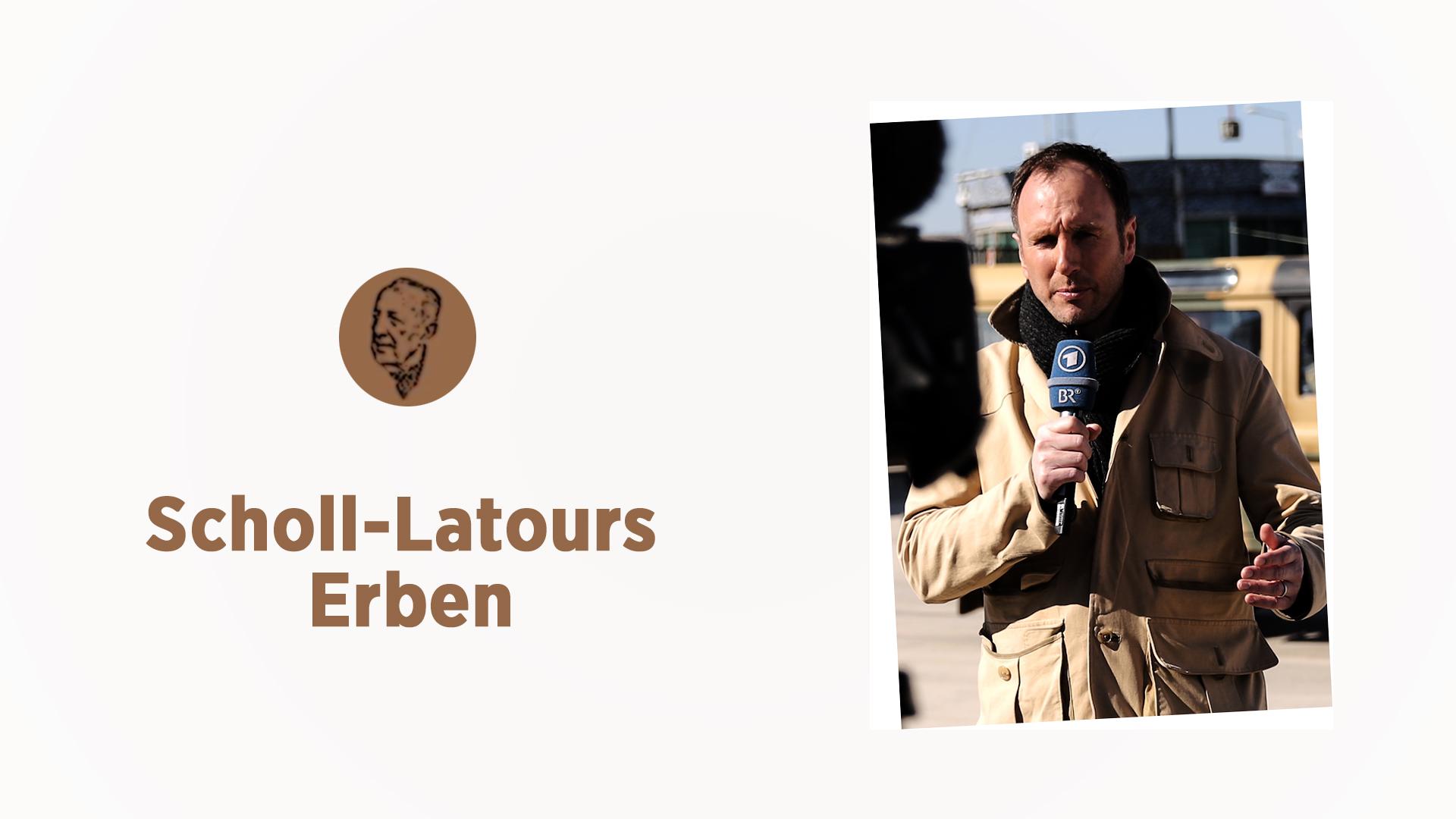 Scholl-Latours-Erben: Oliver Mayer-Rüth