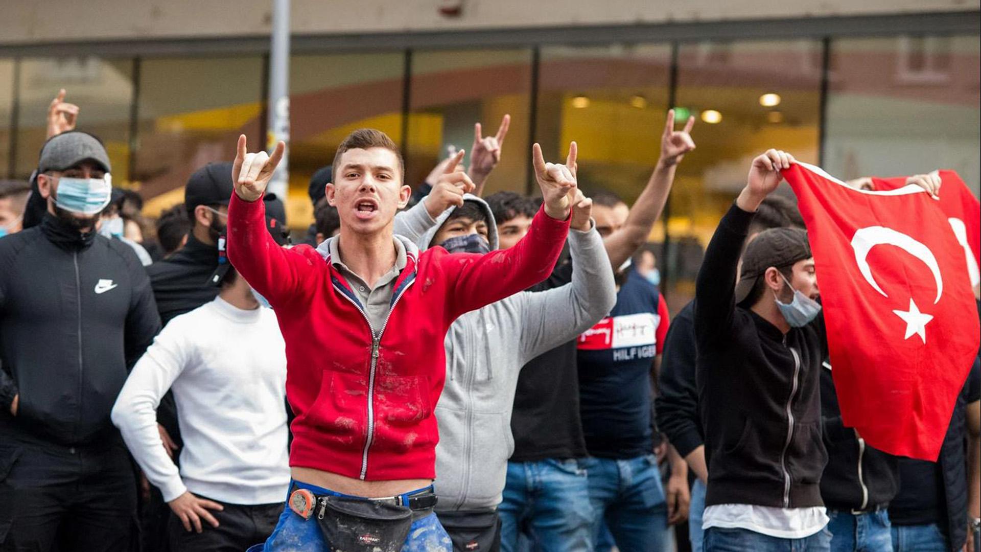Türkische Rechtsextreme in der Türkei und im Ausland