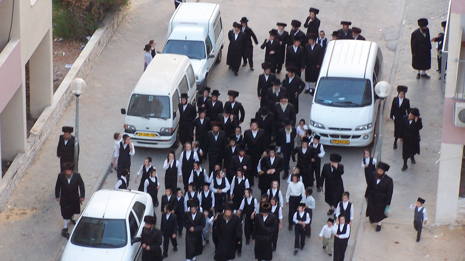Ultraorthodoxe Politik in Israel