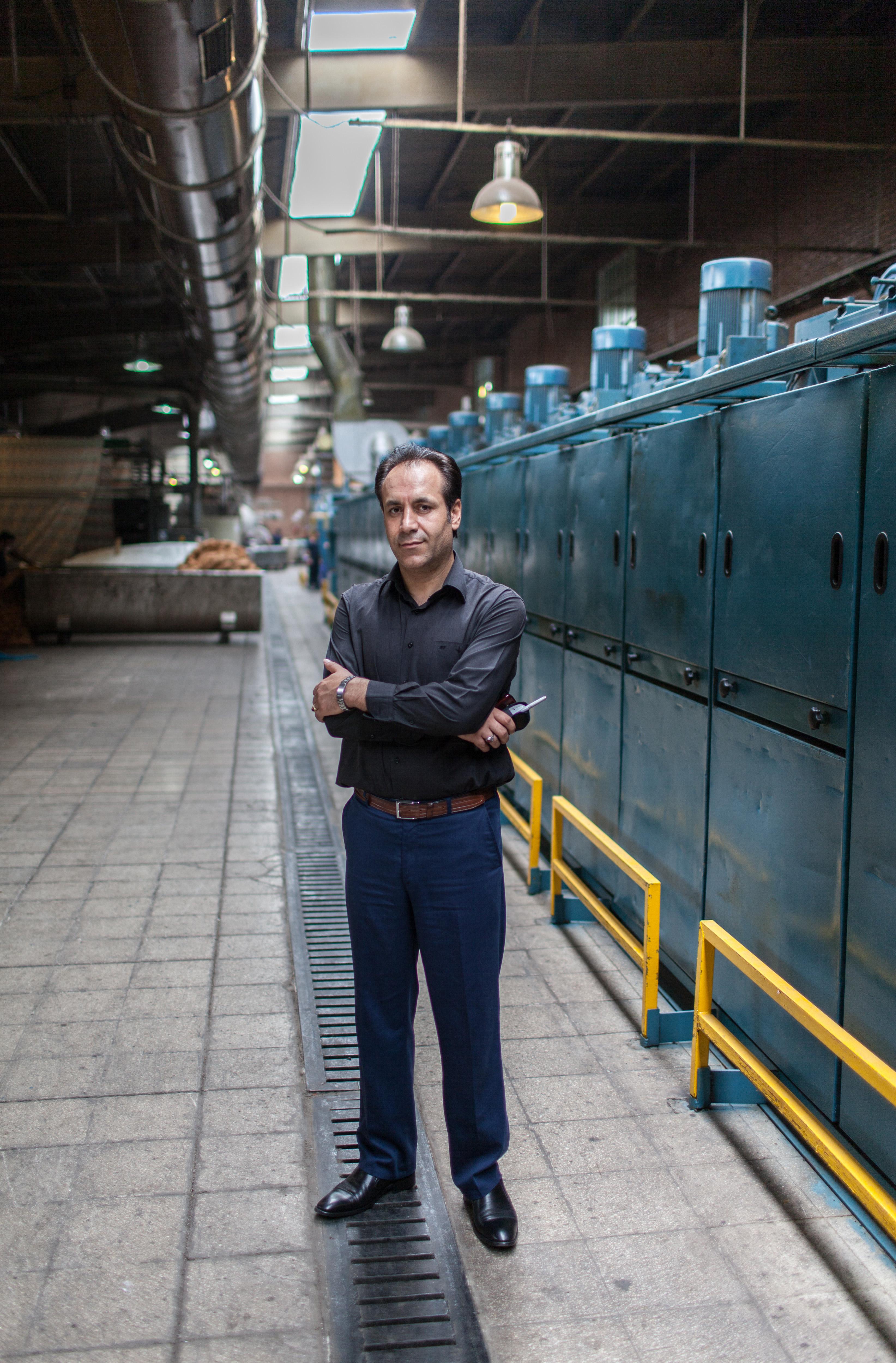 Mittelstand in Iran